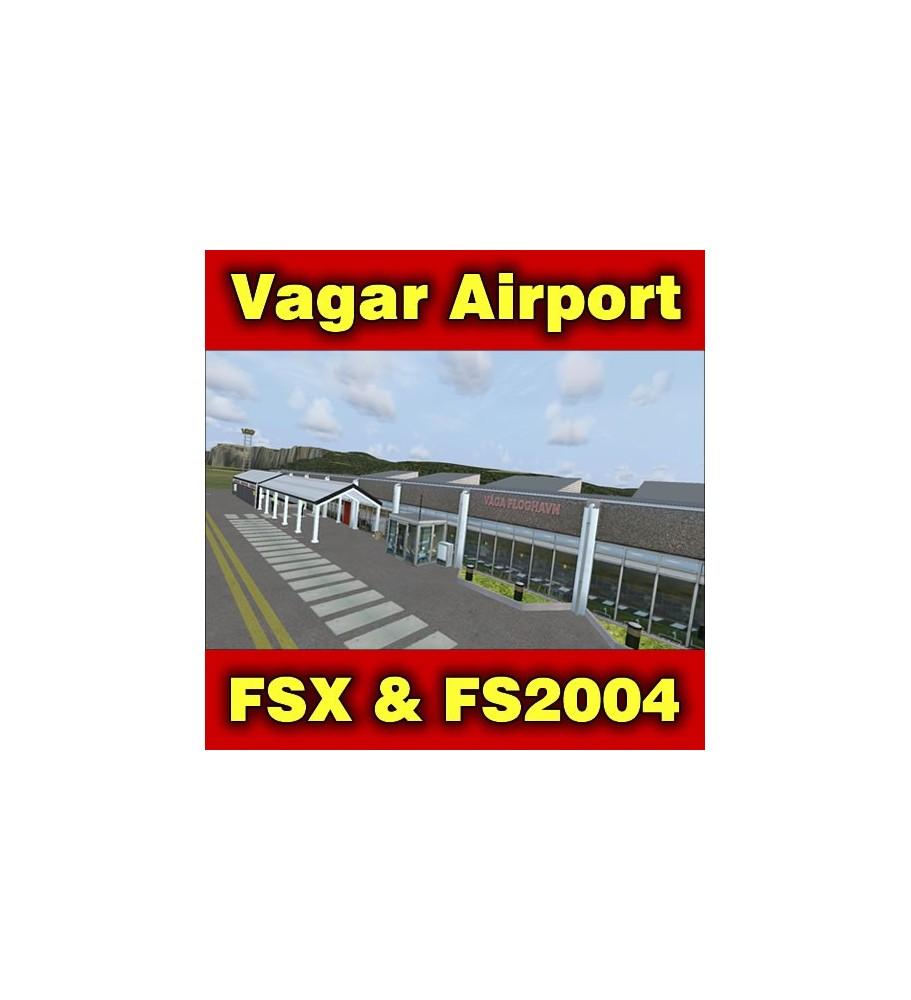 Vagar Airport - FSX & FS2004
