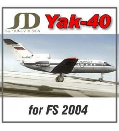 Yak-40 (FS2004)