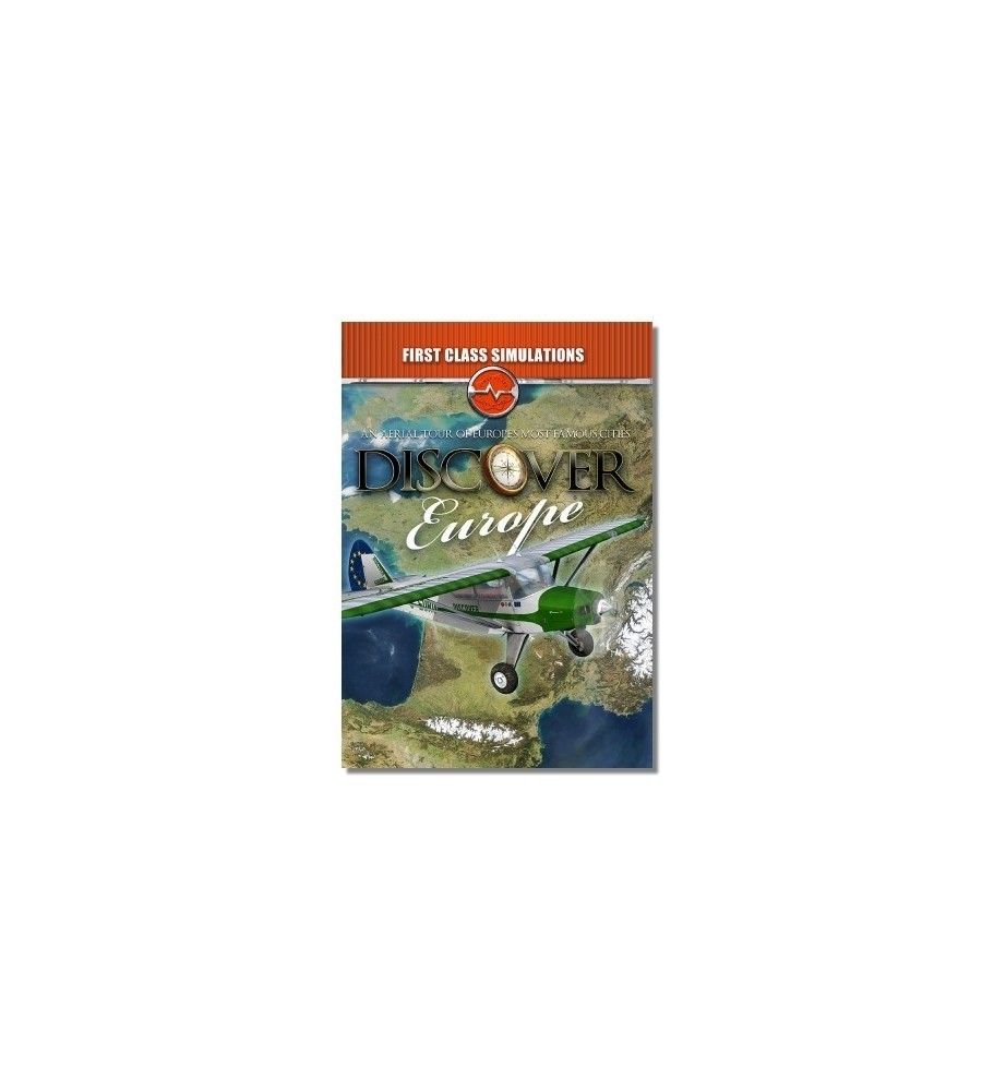 Discover Europe (FSX/FS2004)