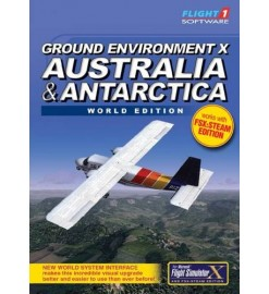 Ground Environment X - Australia & Antarctica