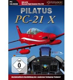 Pilatus PC-21X (FSX)