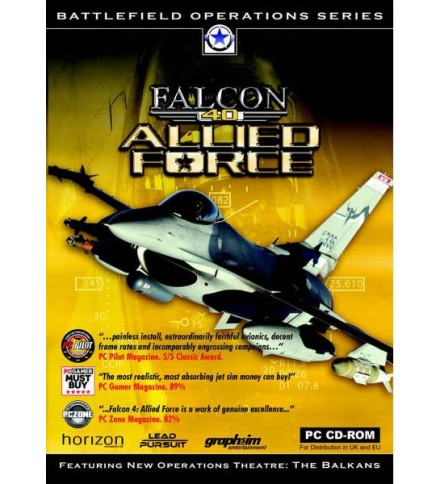 Falcon 4 : Allied Force