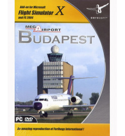 Mega Airport Budapest X