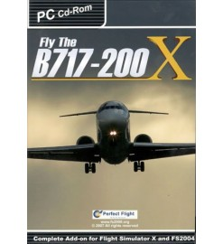 Fly the B717-200 (FSX/FS2004)