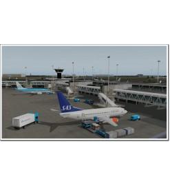Airport Amsterdam X-Plane