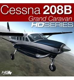 Cessna C208 Grand Caravan (FSX)