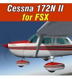 Cessna C172N II (FSX)