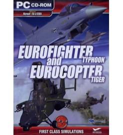 Eurofighter & Eurocopter (FSX)