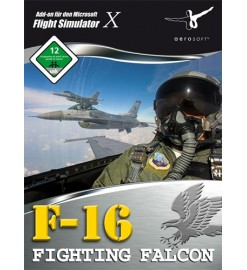 F-16 Fighting Falcon (FSX)