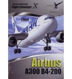 Airbus A300-B4 (FSX)