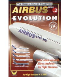 Airbus Evolution Vol.2 (FSX)