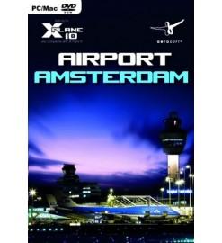 Airport Amsterdam (X-Plane)