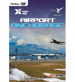 Airport Anchorage (X-Plane)