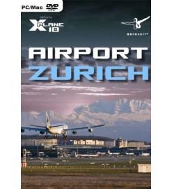 Airport Zurich (X-Plane)