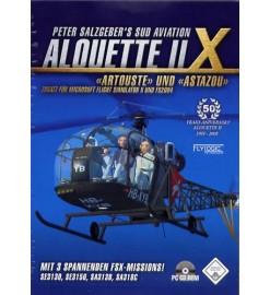 Alouette II X (FSX)