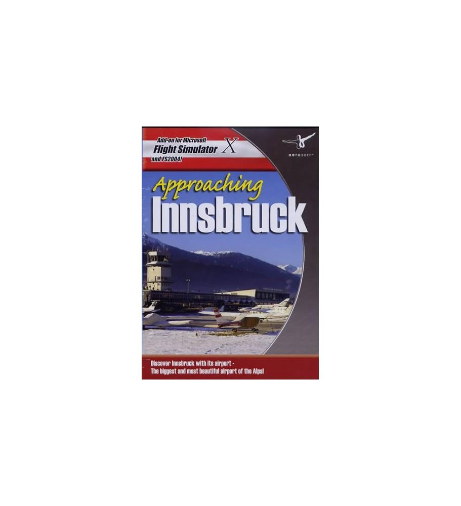 Approaching Innsbruck (FSX)