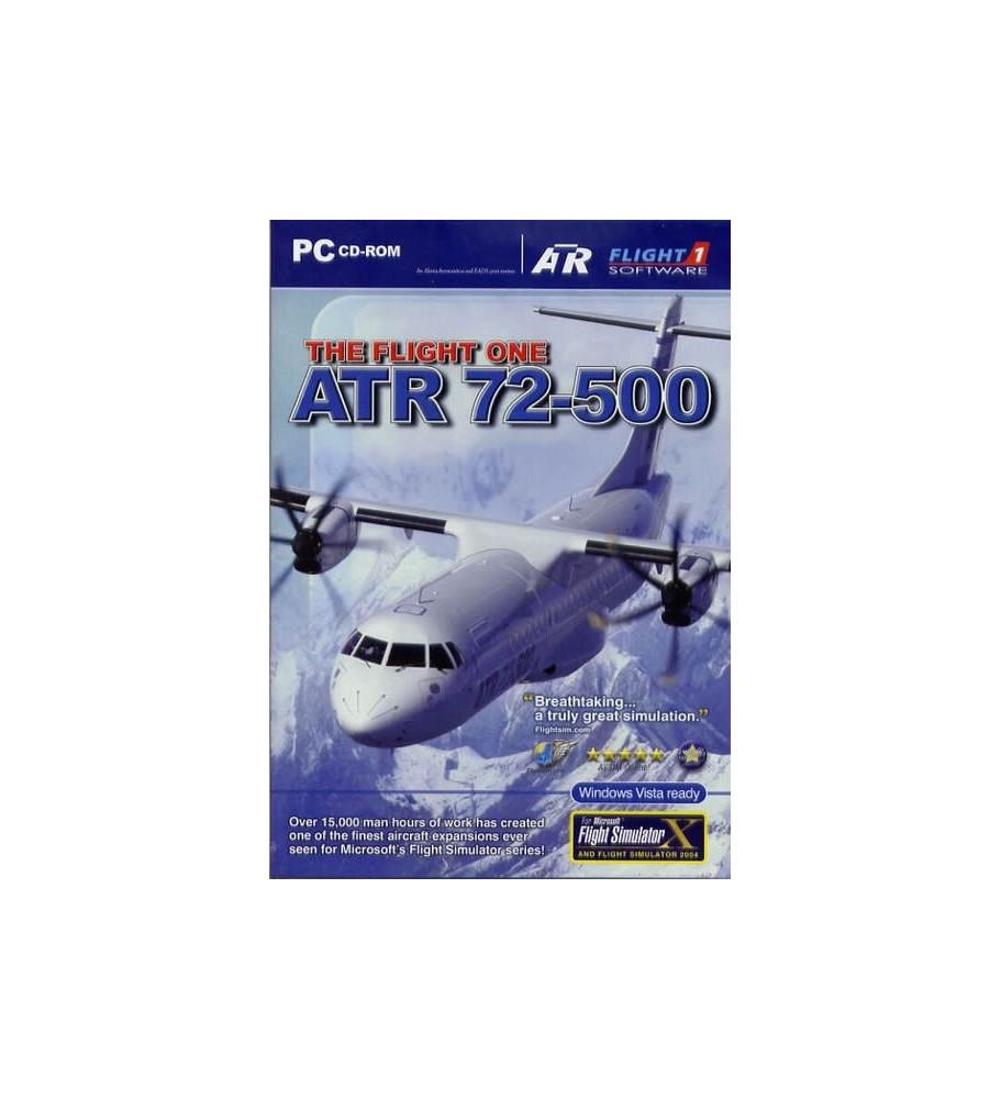 ATR 72-500 (FSX)