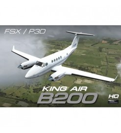 B200 King Air HD (FSX/P3D)