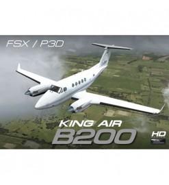 B200 King Air HD (FSX/P3D)