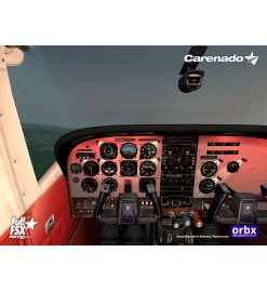 Cessna U206G Stationair 6 II Anfibio e Cargo (FSX)