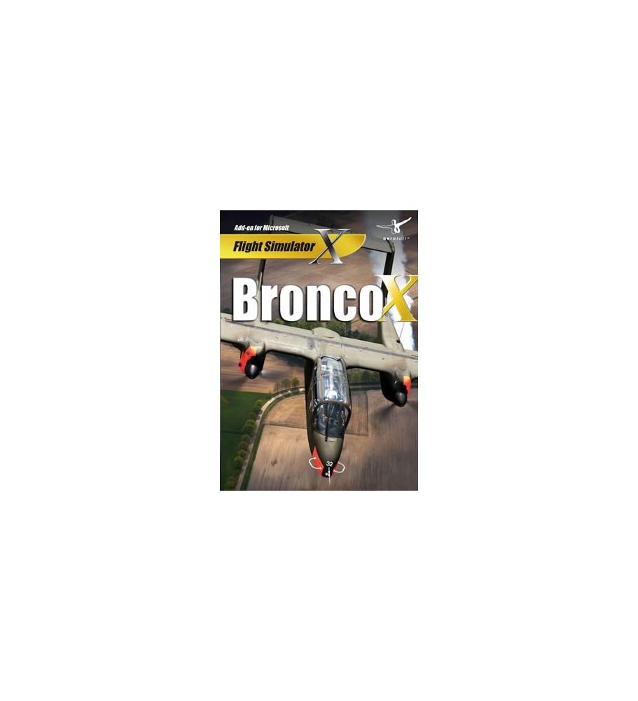 Bronco X (FSX)