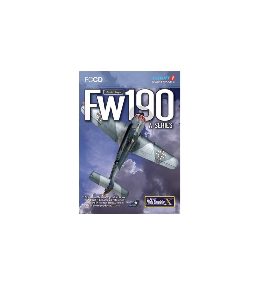 Focke Wulf FW-190 (FSX)