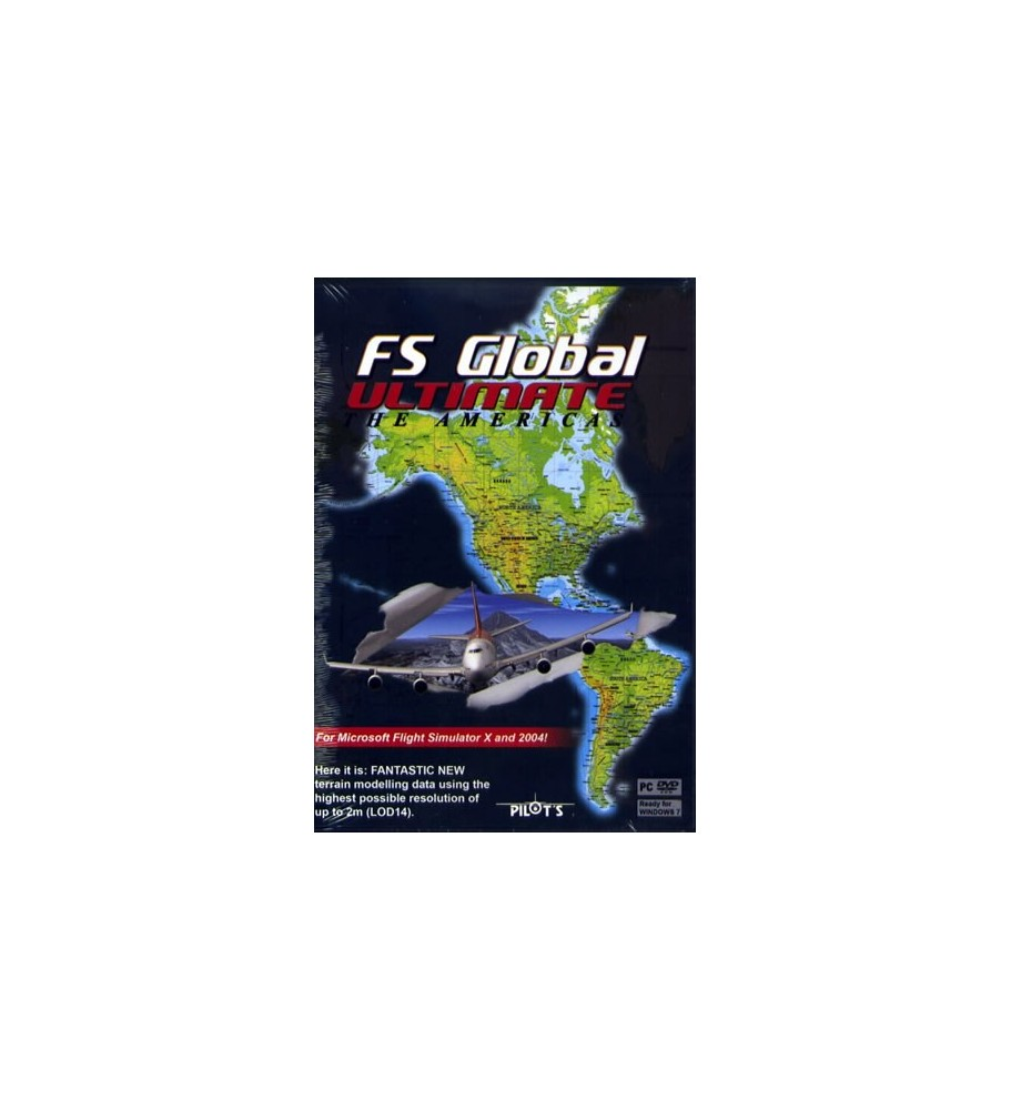 FS Global Ultimate - Americas (FSX)