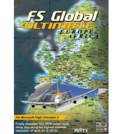 FS Global Ultimate - Europe/Africa (FSX)
