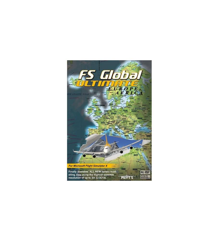 FS Global Ultimate - Europe/Africa (FSX)