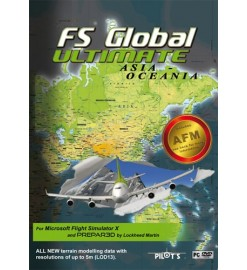 FS Global Ultimate Asia/Oceania (FSX)