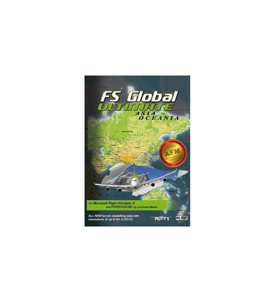 FS Global Ultimate Asia/Oceania (FSX)