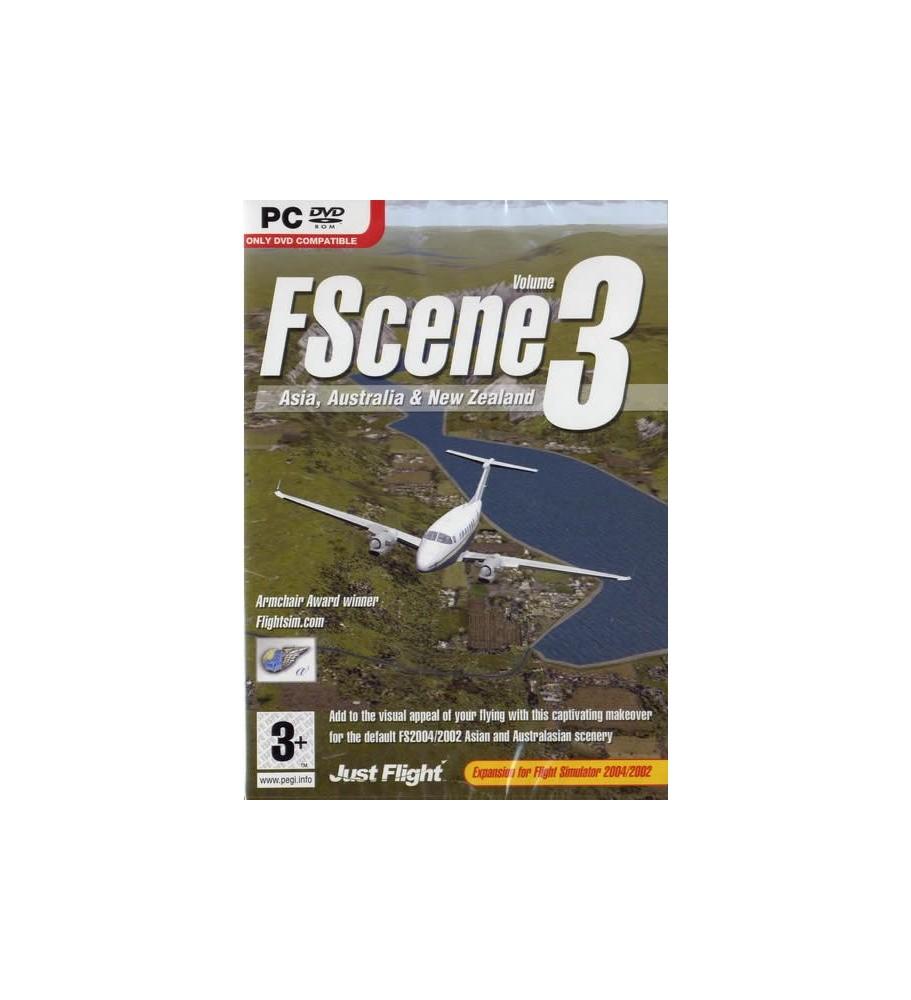 FScene 3 - Asia, Australia & New Zealand (FSX)