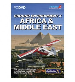 Ground Environment X - AFR/M.East (FSX)