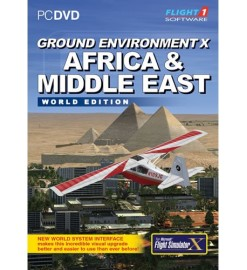 Ground Environment X AFR World Ed. (FSX)