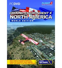 Ground Environment X N.Am. World Ed. (FSX)