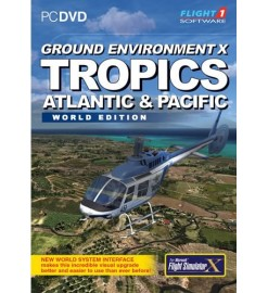 Ground Environment X Tropics World Ed. (FSX)