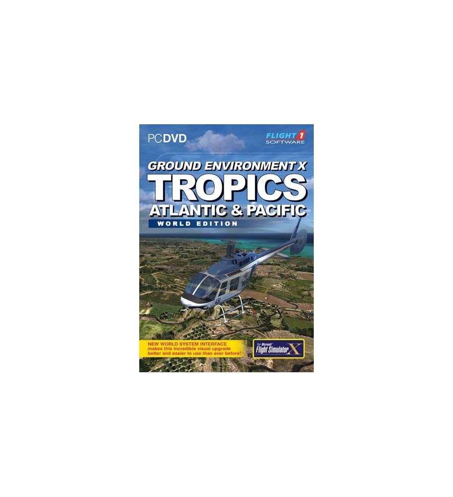 Ground Environment X Tropics World Ed. (FSX)