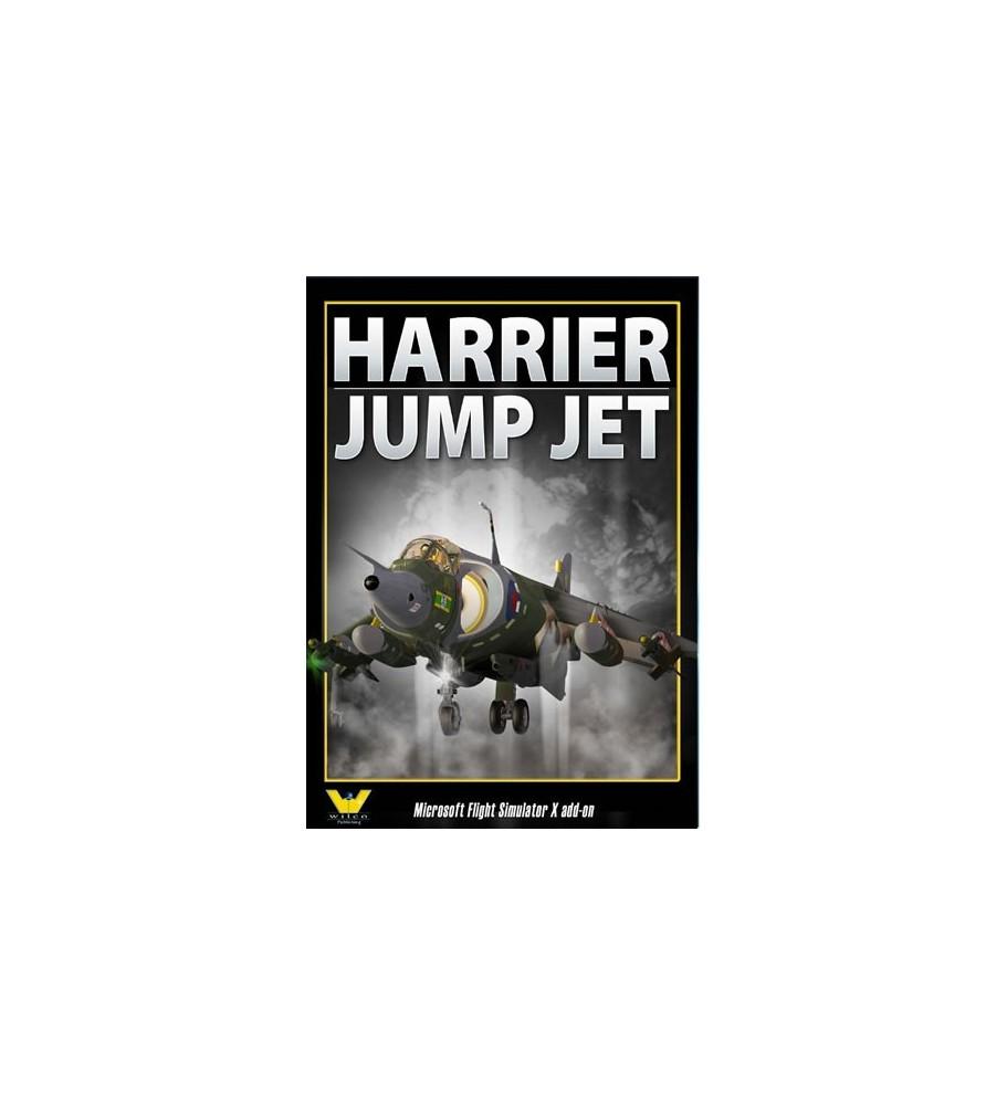 Harrier Jump Jet (FSX)