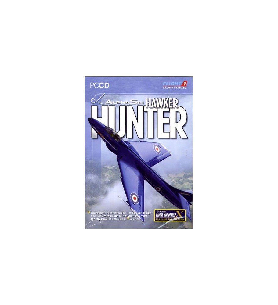 Hawker Hunter (FSX)