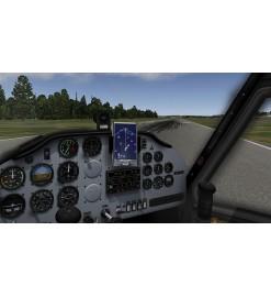 Tecnam P92 (X-Plane)