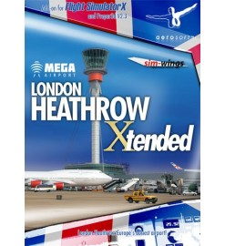 London Heathrow Xtended (FSX)