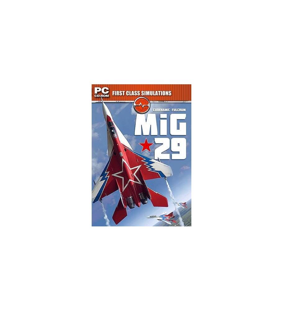 MiG-29 Fulcrum (FSX)