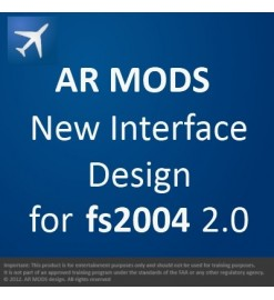 New Interface Design FS2004
