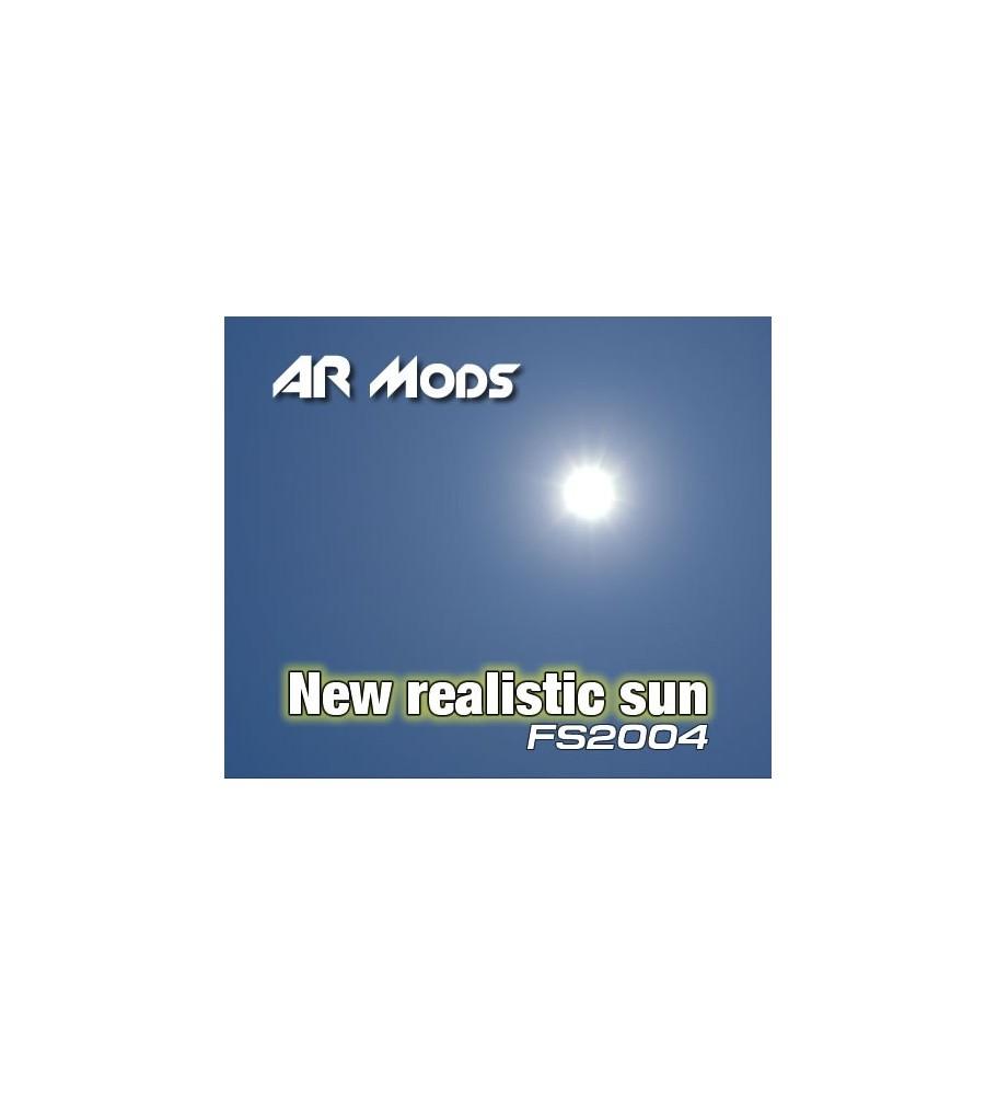 New realistic sun - FS2004