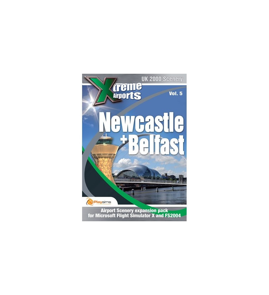 Newcastle & Belfast (FSX)