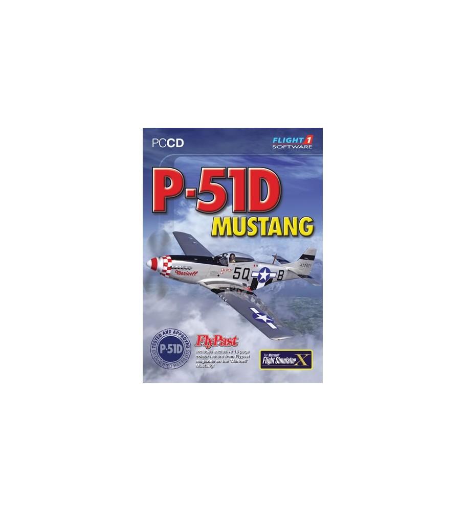 P-51D Mustang (FSX)