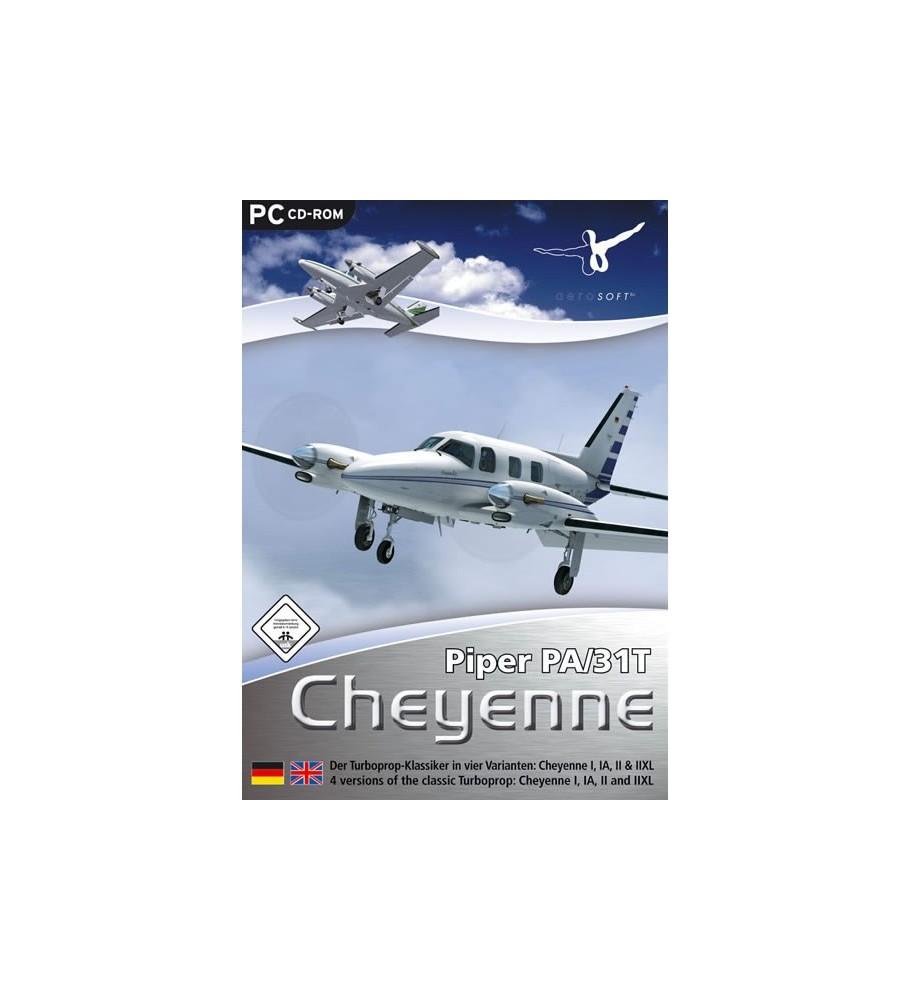 Piper PA31 Cheyenne X