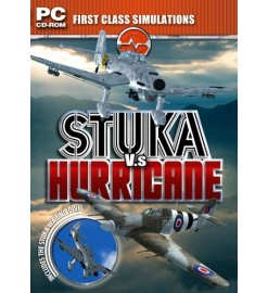 Stuka vs. Hurricane (FSX)
